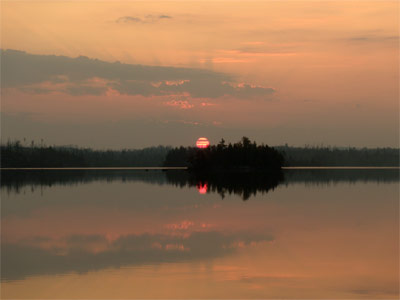 Sunrise, Minnesota, 2009