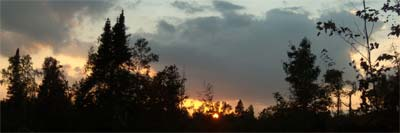 Sunset, Minnesota, 2009