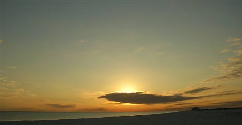 Sunset, Pensacola, Florida, 2006