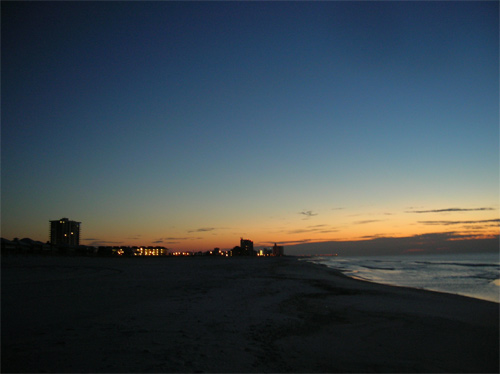 Sunrise, Pensacola, Florida, 2006